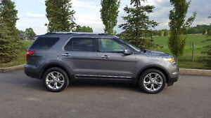 2013 Ford Explorer LIMITED AWD BIG SALE $25.999 GST INCLUDED