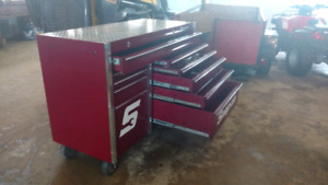 MINT 9.5/10 condition Snap On tool box