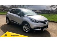 2017 Renault Captur 1.5 dCi 90 Dynamique Nav 5dr Manual Diesel Hatchback