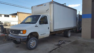 2005 Ford E-350 CLYDESDALE 4X4