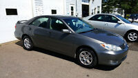 2006 Toyota Camry LE 4 cyl auto.