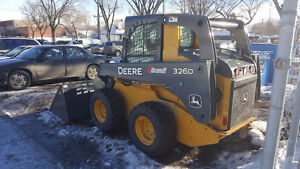326D John Deere Skid Steer SAVE $$$$