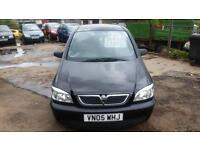 2005 Vauxhall Zafira 1.6 i 16v Life 5dr
