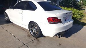2008 BMW 1 Series M Coupe (2 door)