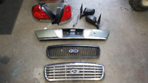 Ford crown victoria parts