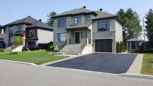 Maison 2 étages (Blainville- Domaine Vert Nord)