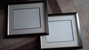 2 Graduation Frames - for sale !