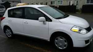 Nissan Versa 2008. 1.8 Reduced Price