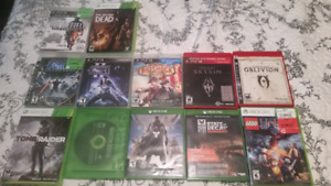 PS3 Games, Xbox 360 Games, Xbox one Games