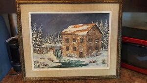 Larry Plummer Oil Painting