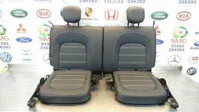 SMART FORFOUR W453 0.9 REAR FOLDABLE LEATHER SEATS SEAT SET
