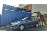 2006 Peugeot 207 1.4 16V SE 5dr HATCHBACK Petrol Manual