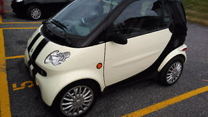 Smart Fortwo diesel automatique 164.000 kilomètre