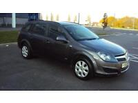 2010 VAUXHALL ASTRA 1.7CDTi 16v 110ps a/cLife ecoFLEX GREY DIESEL CAR