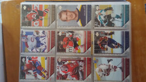 2005-06 UD series 1 base, young guns and inserts. Kingston Kingston Area image 5