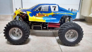 BIG Monster Truck RC Nitro