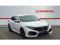 2019 Honda Civic 1.5 VTEC Turbo Sport 5dr Petrol Hatchback Hatchback Petrol Manu