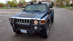 2006 HUMMER H3 Leather SUV, Crossover