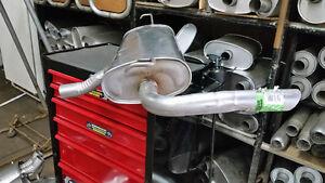 Muffler-Silencieux, Tuyau d'échappement pour Camions West Island Greater Montréal image 10