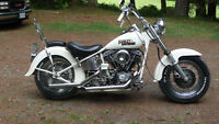 1978 harley chopper !!!PICED TO SELL!!!