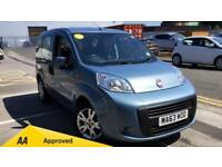 2013 Fiat Qubo 1.3 Multijet MyLife 5dr (Start Manual Diesel Estate
