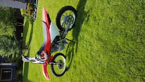 CRF230F Dirt Bike