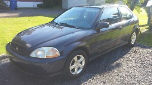 1998 Honda Civic coupe Coupé (2 portes)