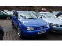Volkswagen Golf 2.3 2001MY V5