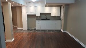 Newly Spacious Bsmt Aprt for rent in Bradfort 2 Bed & 2 Bat