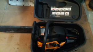 Chainsaw/For parts