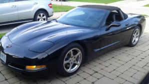 C5 Corvette Convertible, 6 speed standard