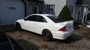 2002 Honda Civic SI V-Tec