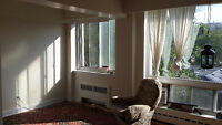 Beautiful Sunny Spacious STUDIO Apartment COTE DES NEIGES!!!