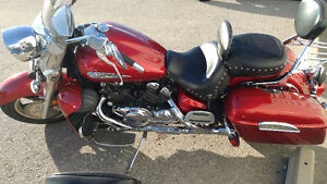 USED 2006 YAMAHA ROYAL STAR TOUR DELUXE