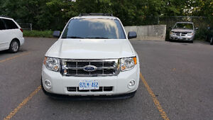 2012 Ford Escape XLT  SUV (MUST SELL)$7800.00 OBO