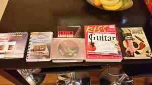 Tons of Guitar Books Cds and Magazines  1ST PICTURE   5 Great Gu