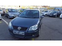 Volkswagen Polo 1.4 MATCH 80PS (grey) 2008