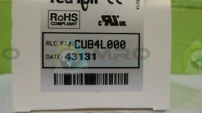 Red Lion Controls Cub4l000 Reflective Counter New In Box