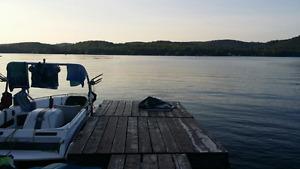 Chalet |Cottage Rent Lac de la Sucrerie Laurentides Tremblant