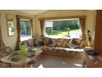 CHEAP STATIC CARAVAN FOR SALE SITED ON CHERRY TREE HOLIDAY PARK NR GREAT YARMOUTH NORFOLK