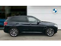 2019 BMW X3 xDrive20d M Sport 5dr Step Auto Diesel Estate Estate Diesel Automati