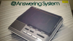 ****BRAND NEW ANSWERING SYSTEM MACHINE**ORIGINAL PRICE$129.00