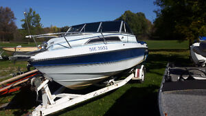 Trailerable Cabin Cruiser only $5500