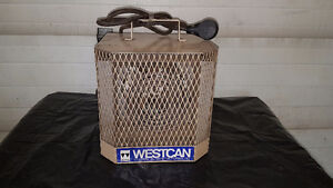 Westcan Electric Construction Heater 240 Volt, 4800 Watts