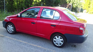 Toyota Echo 2001 for sale $2300