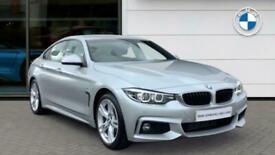 image for 2018 BMW 4 Series 420d [190] M Sport 5dr Auto [Professional Media] Diesel Hatchb