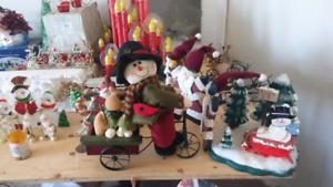 Large Variety of Christmas Items