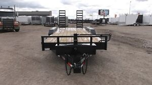 2015 HH Trailers 8.5X20 INDUSTRIAL TRAILER