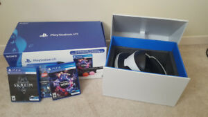 VR Bundle Like New Pick Up ONLY