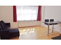 NEWLY REFURBISHED 1 BEDROOM FLAT WITH PARKING
